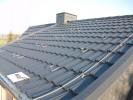 Aufhängung für Solaranlage