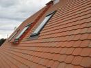 Das fertige Dach