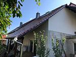 Dachneueindeckung Nebengeb�ude in Radibor