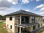 Dachneueindeckung Wohnhaus in Nostitz
