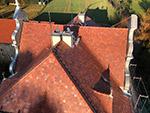 Dachsanierung Herrenhaus in Semmichau