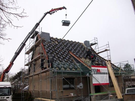 Dachsanierung Wohnhaus Weißenberg