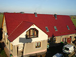 Dachsanierung Wohnhaus in Oberuhna