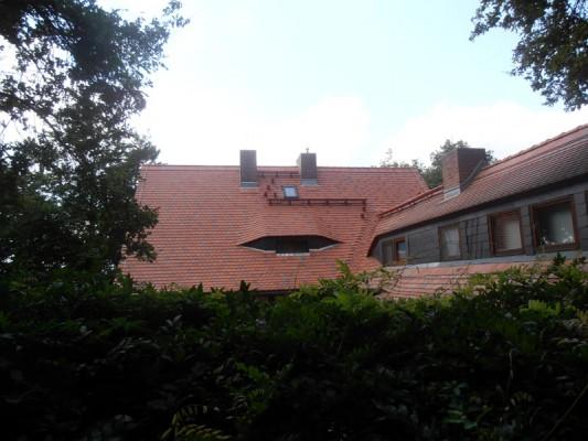 Dachsanierung in Särka