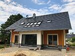 Neubau in Burkau